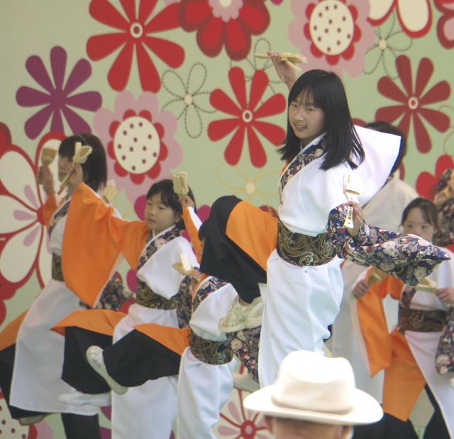 第47回神戸まつり 神戸 学園踊り子隊