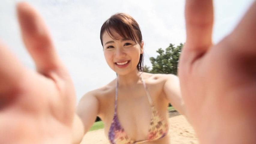 平嶋夏海 夏肌 キャプチャー