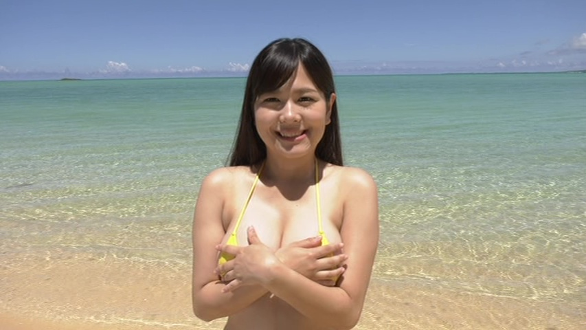 松川悠菜 ミルキー・グラマーキャプチャー
