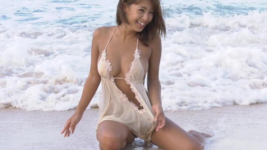 橋本梨菜 LOCO×RINA キャプチャー