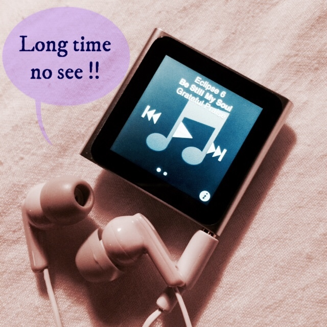 iPod nano君