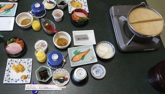 朝食(鬼怒川国際ホテルS