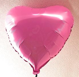 ピンクのバルーン
