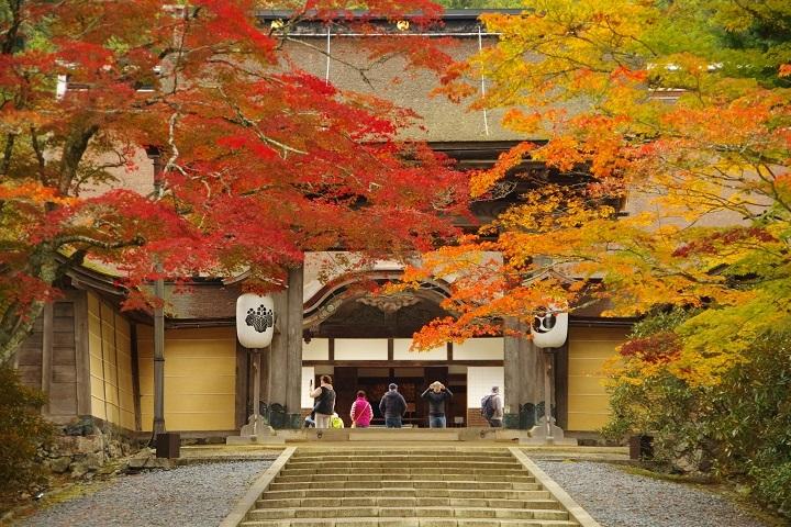 2018年10月30日 高野山紅葉ツーリング (11)