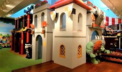 レゴランドホテル子供遊び場