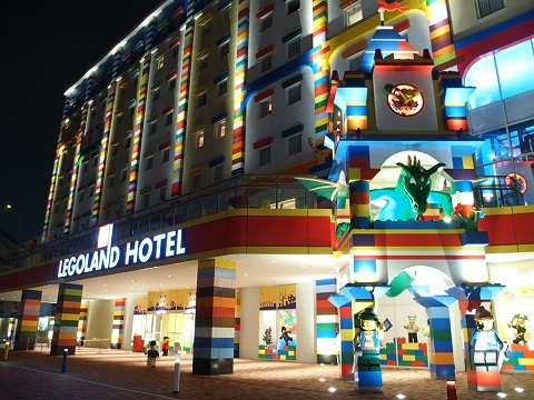 レゴランドホテル口コミ