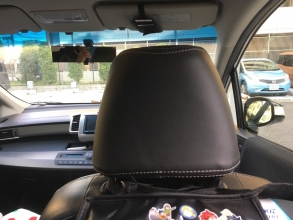 「車検も怖くない!早わざヘッドレストモニター交換」。ヘッドレストモニターでは車検に通らない?取り付けても車検で困る?
