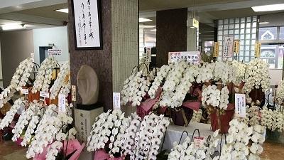 花咲徳栄高校 胡蝶蘭