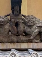京町家彫刻看板拡大1710