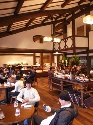 志摩観光ホテルカフェ1712