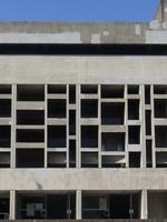 京都大学総合体育館ファサードあみだ1712