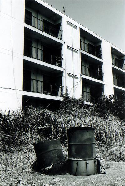 池島モノクロ10ブログ