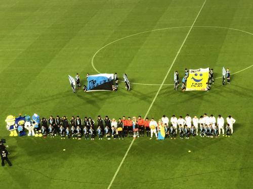 サッカー1-2