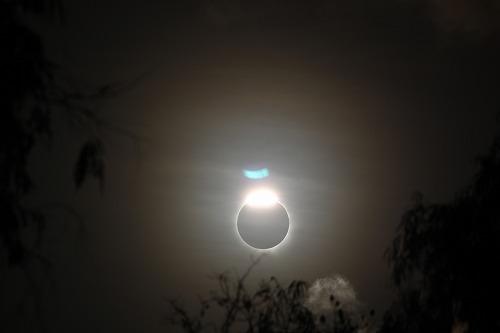 日食 オーストラリア01