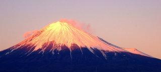 2009年 富士山