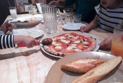 5 イタリアンレストラン
