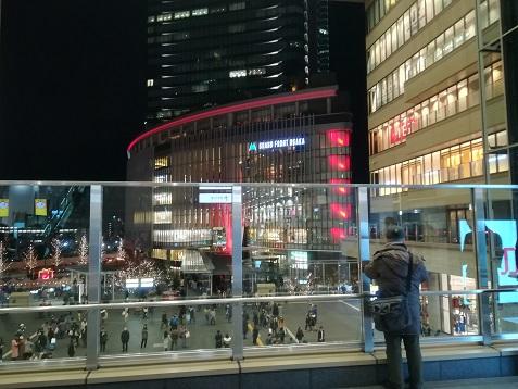 3 大阪駅からグランフロント大阪