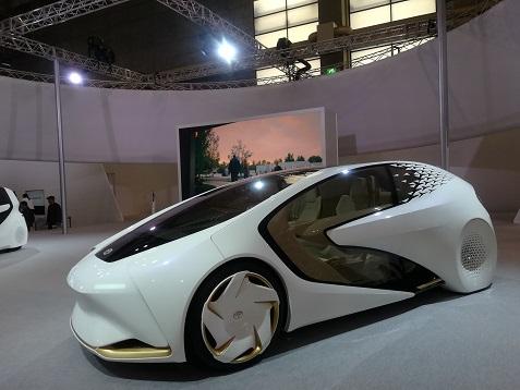 13 トヨタの未来カー