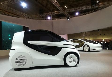 14 トヨタの未来カー