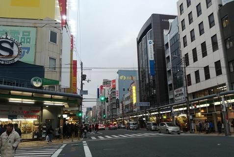 1 電気街・日本橋