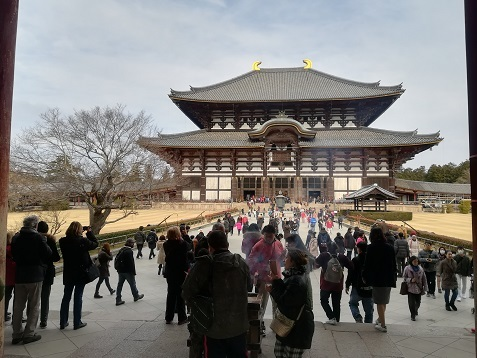 7 大仏殿