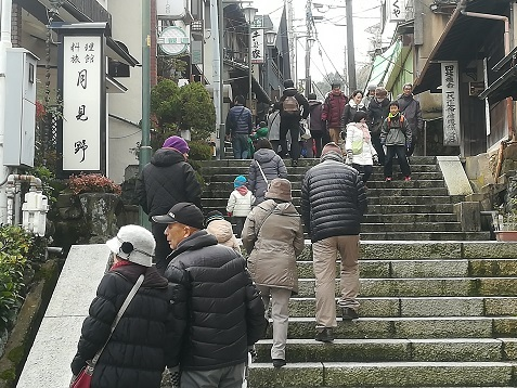 5 宝山寺(生駒聖天)へ