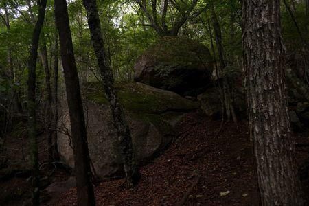 『06_201708121350登山道の巨岩』