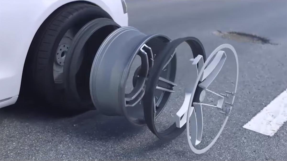 20170917_The flexible Wheel featuring MICHELIN