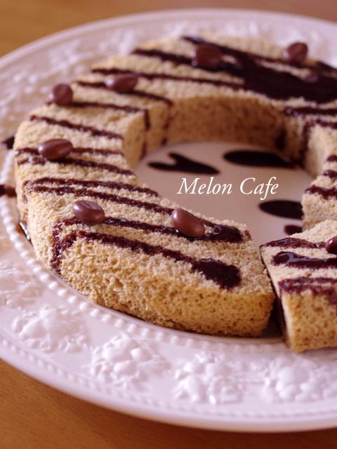 レンジで簡単カフェモカケーキ00