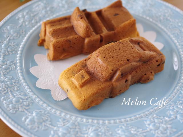 ホットケーキミックスで超簡単バターなしチョコチップケーキ01