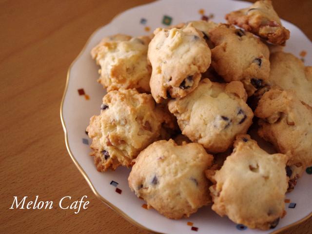 おうちで簡単大量生産チョコとクルミのさくさくクッキー06