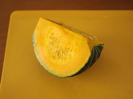 カボチャたっぷり簡単チーズタルト01