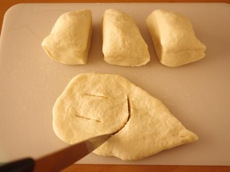 ハロウィンアレンジフラワーと簡単本格チーズピザ06