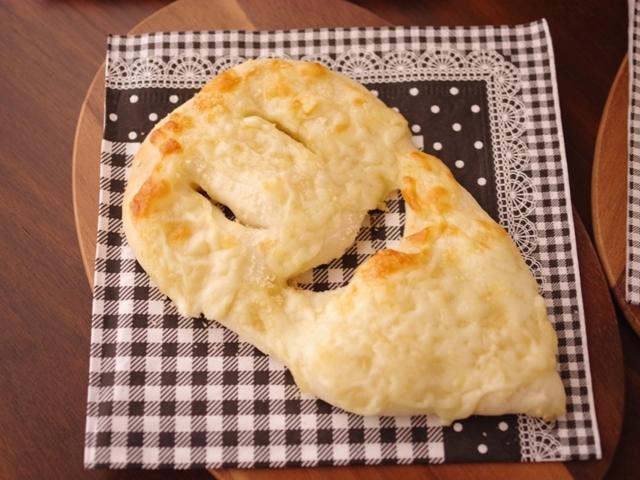 ハロウィンアレンジフラワーと簡単本格チーズピザ11