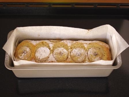 ホットケーキミックスで簡単バナナケーキ04