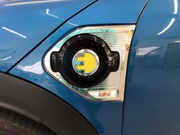 BMW ミニ クロスオーバー PHEV(F60)サイドスカットル