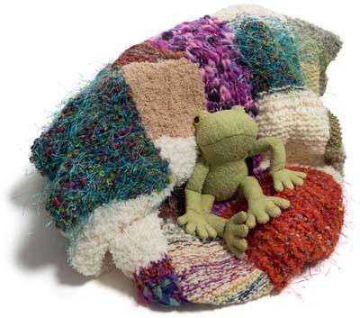 空飛ぶ絨毯カエル