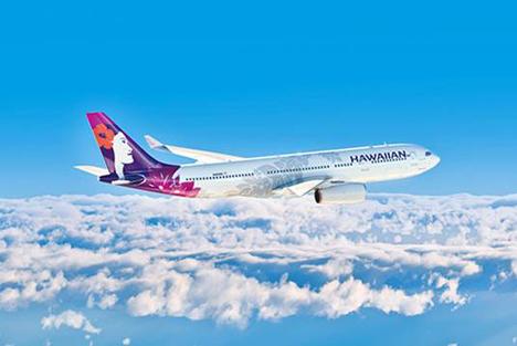 JALはハワイアン航空との提携を発表!ANAはハワイアン航空の提携を発表!