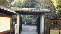 20181125殿ヶ谷戸庭園01