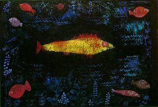 320px-Paul_Klee,_Der_Goldfisch