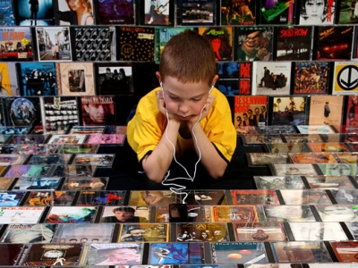 CD 音楽 聴く