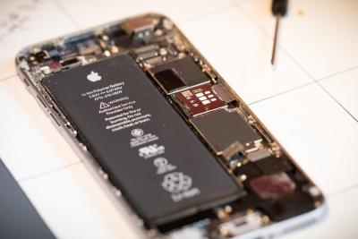 バッテリー iPhone