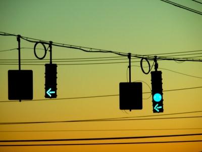 電線 スタートライン