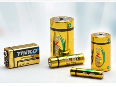 TINKO 乾電池 中国製