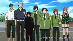 火ノ丸相撲 第3話 草薙剣 アニメ実況 感想 画像