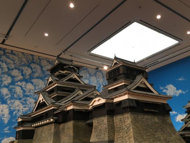 熊本城ミニチュア (2)