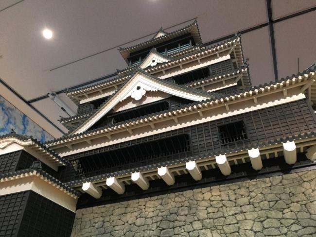 熊本城ミニチュア (4)
