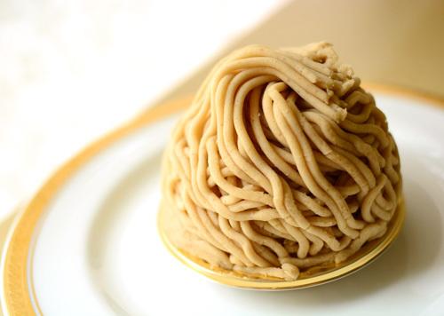 【ケーキ】エーグルドゥース「トルシュー・マロン」 (1)
