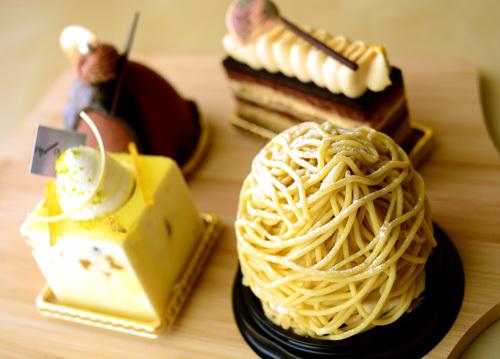 【ケーキ】メゾプティ_190930 (1)