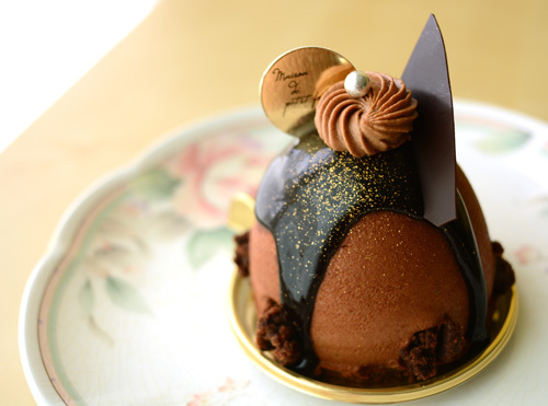 【ケーキ】メゾプティ「ソリエス」 (2)